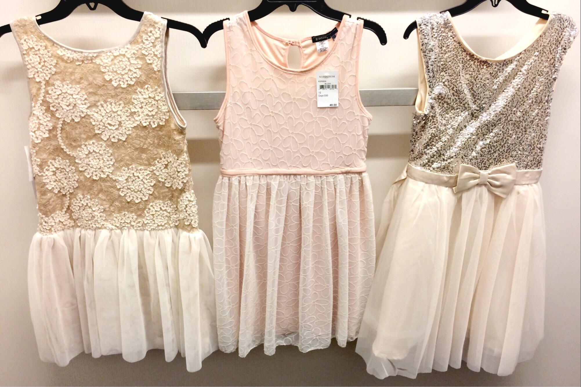 Eeek! We need a dress!