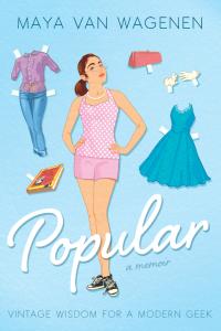 Popular a book by Maya Van Wagenen