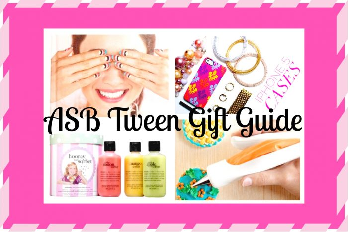 It's Here! The ASB Holiday Gift Guide For Tweens