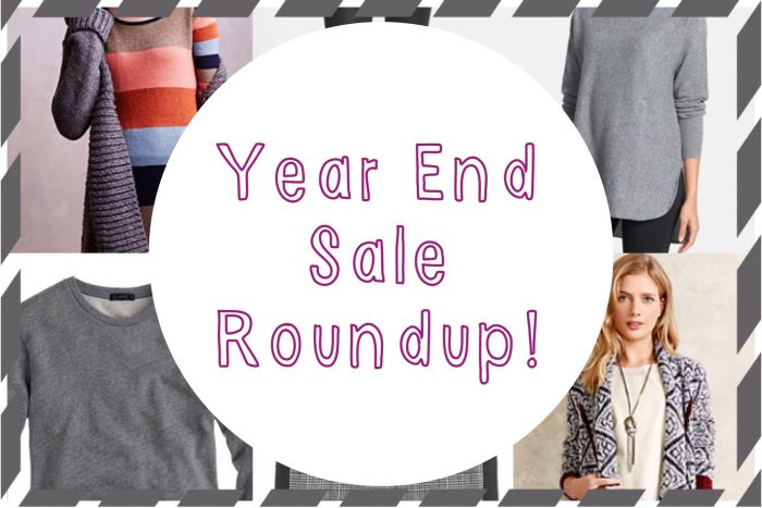 Year End Sale Roundup, Grab Yourself a Deal!