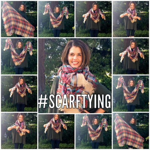 Get Your Scarf On – A How to Guide