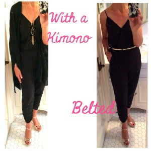 jumpsuit 4 ways www.asksuzannebell.com