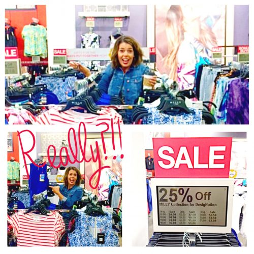 Kohl's Sale | Milly for Kohl's | Weekend Promos – Look Fab For Less!