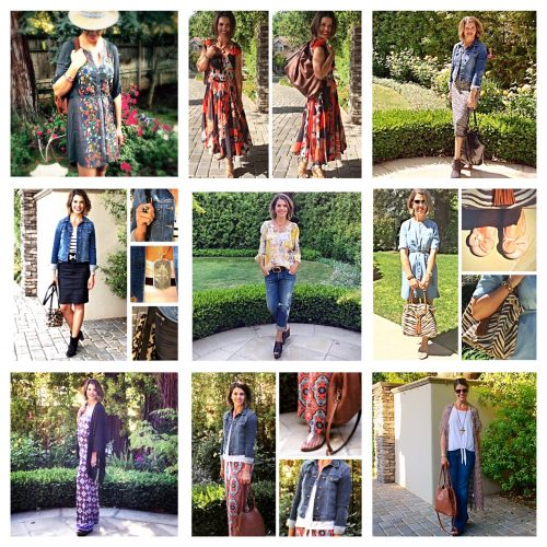 Shop Your Closet – Outfit Ideas