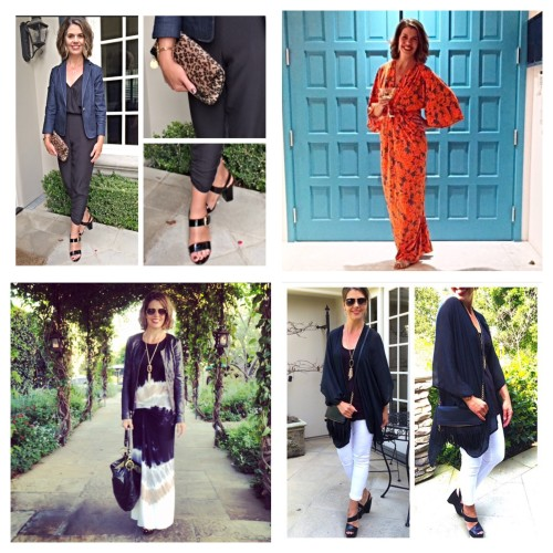 April looks from the blog - AskSuzanneBell