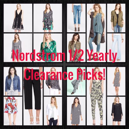 It's On! Nordstrom 1/2 Yearly Sale Picks Part 2