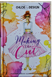Fun Book For Your Fashionista + Tween Dress Update