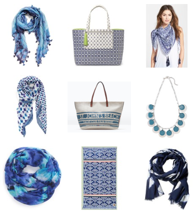 What I'm Loving Now! Blue and White + A Fab Sale at J Crew!