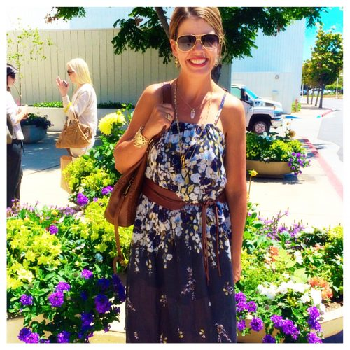 Anthropologie Verano Dress; Review and Outfit Post