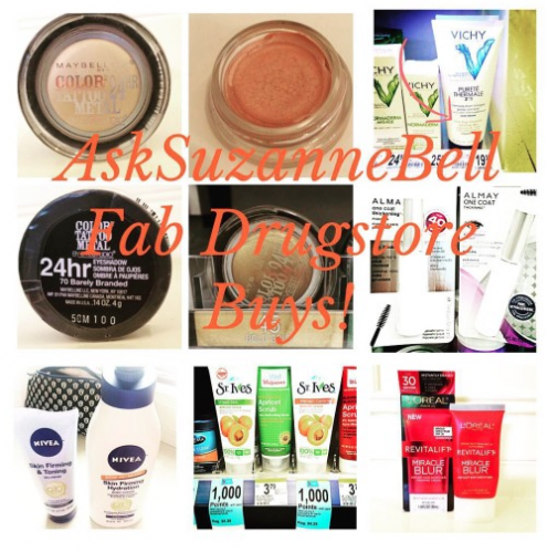 Fab Drugstore Beauty Finds and Fun Summertime Polish