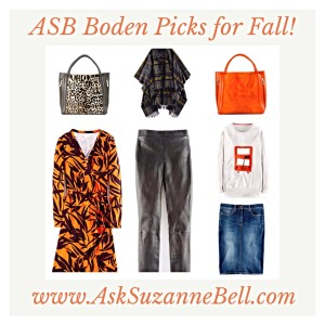 What I'm Loving Now! My Fall Fashion Picks From Boden