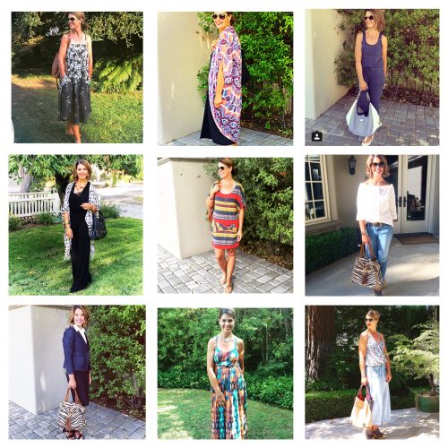 What I Wore August: A Month of Outfits | Nordstrom Summer Clearance Sale