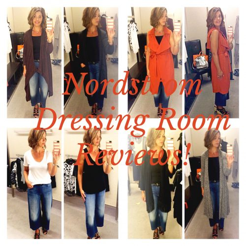 Weekend Wrap-Up: Labor Day Weekend Sales   Nordstrom Dressing Room Reviews   New Must-Have, The Long Cardigan