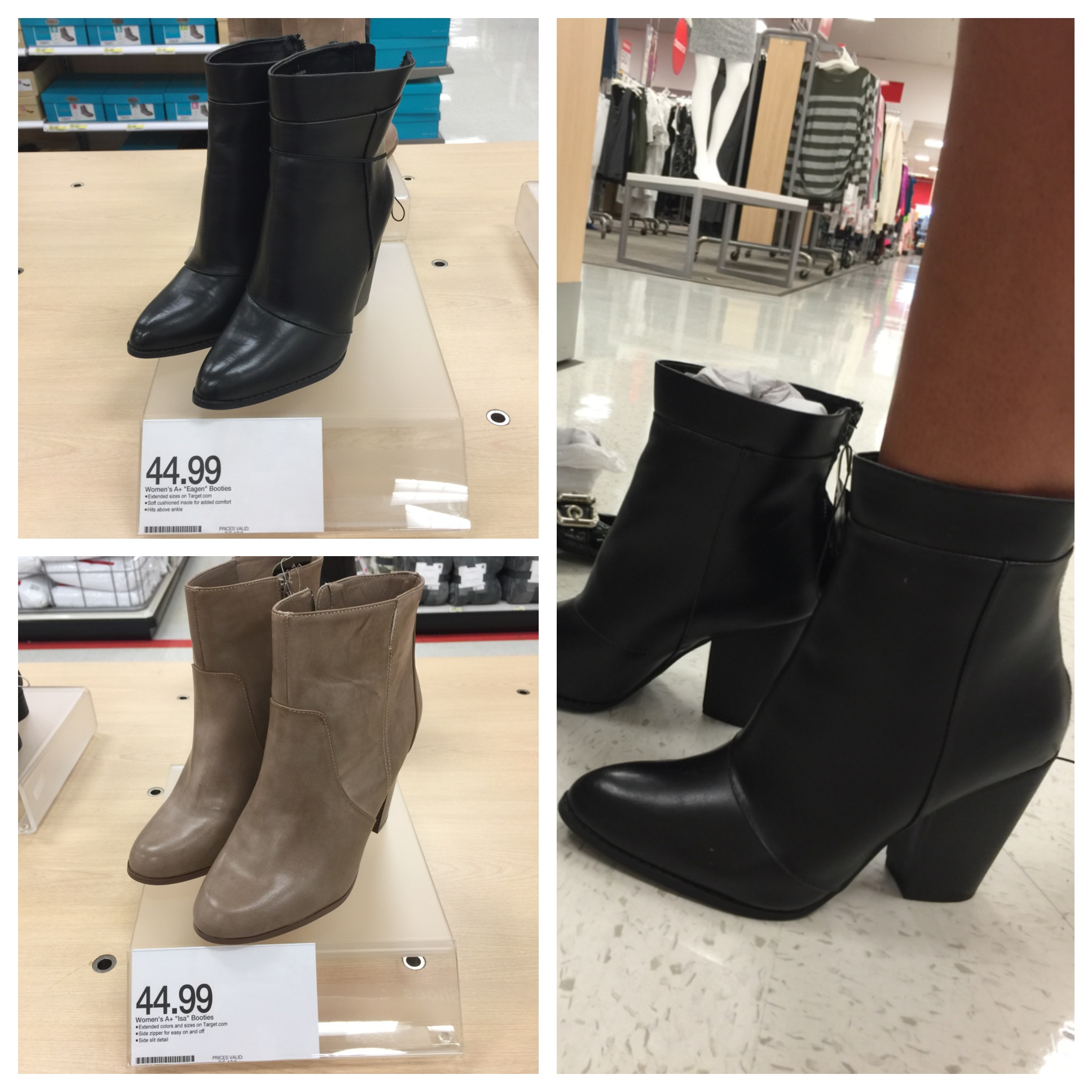 Fingerless gloves at target - For Me I Like The Pointed Toe On The Eagen And Isa Bootie Above But If You Prefer A Round Toe The Details On The Melody Bootie Below Are Spot