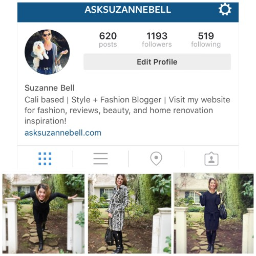 AskSuzanneBell.com on Instagram