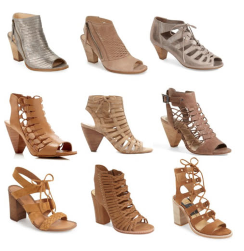 Spring Booties on AskSuzanneBell.com