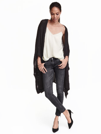 H&M Oversized Cardigan