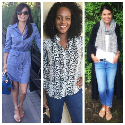 Clothing Swap FInds | Sip and Swap Event
