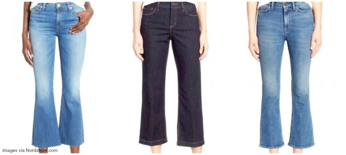 Pant Refresh: The Crop Flare + Weekend Deals