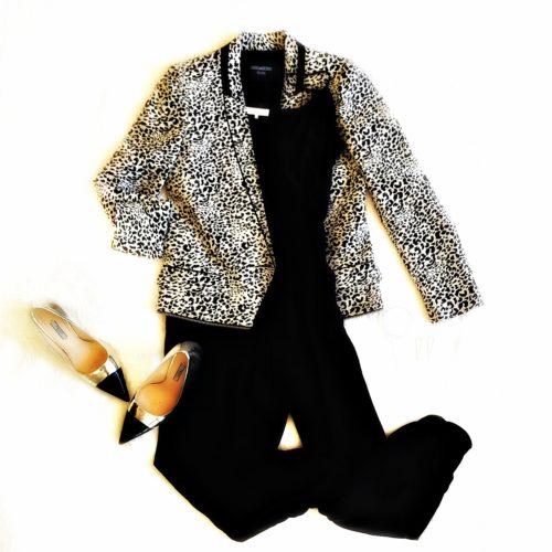 Flat Lay featuring a Zadie & Voltaire Blazer