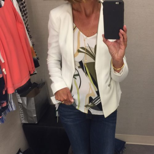 Nordstrom Blazer Reviews on Ask Suzanne Bell