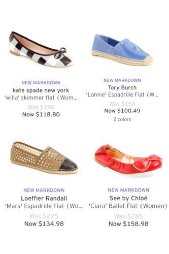 Nordstrom Shoe Sale Picks