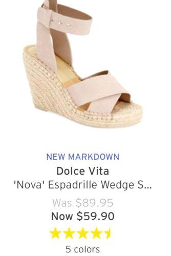 Nordstrom Sale Picks, Dolce Vita