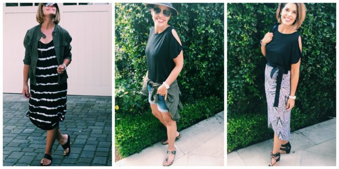 Outfit Ideas Over 40: How to remix your closet