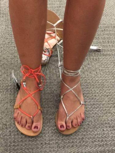 Summer Sandals: Target Style