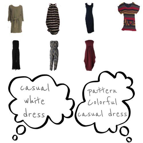 Suzanne's Capsule Wardrobe