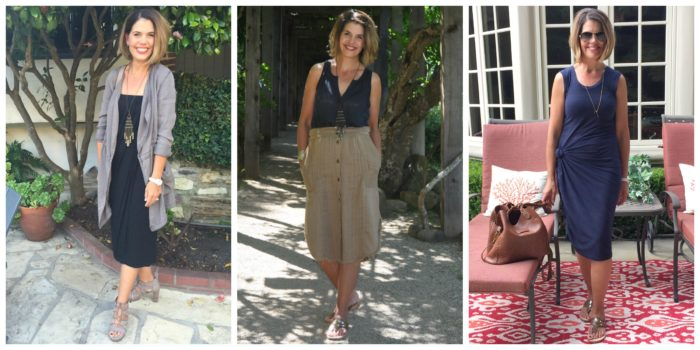 Summer Capsule Wardrobe Remix | 30 Days of Outfits
