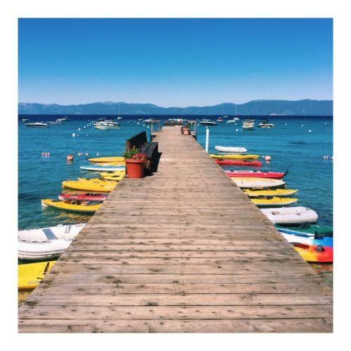 Rubicon Bay; West Shore Lake Tahoe