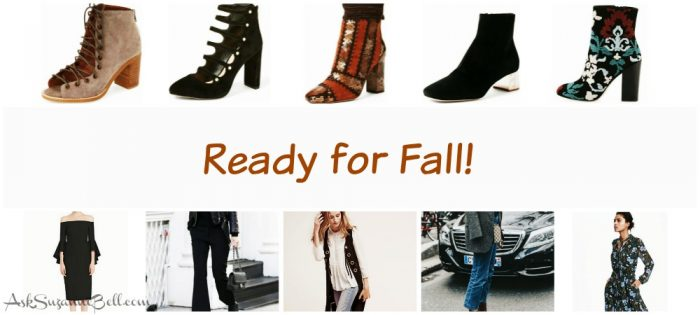 Fall Fashion 2016. New Looks, Fall Trends