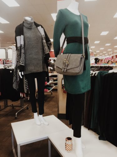 Target Style | Look for Less on AskSuzanneBell.com | poncho and Obi Belt Looks