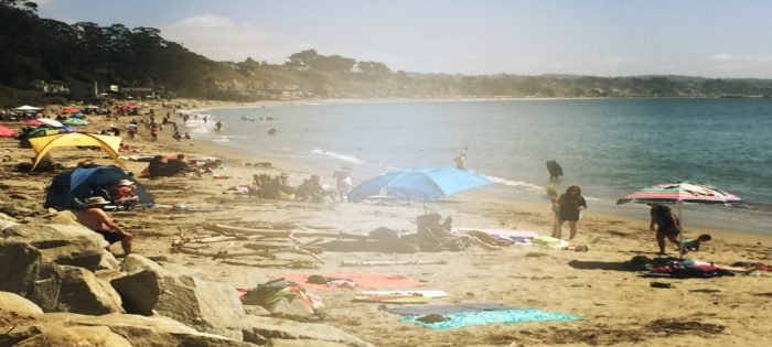 New Brighton Beach, CA