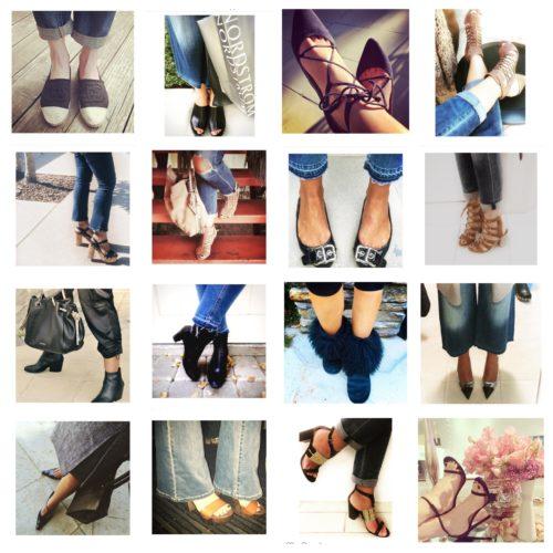 Favorite Shoe Looks