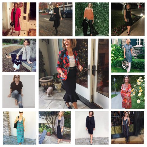 Top Outfits of 2016 | What I Wore #ontheblog #AskSuzanneBell