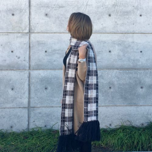 Winter Must-Have: The Statement Scarf
