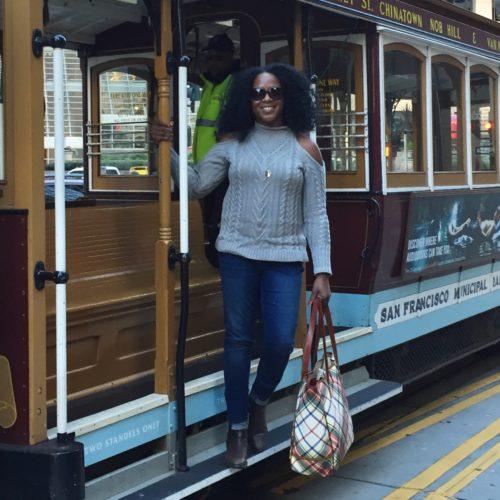 Kanesha Baynard of Bold Living Today