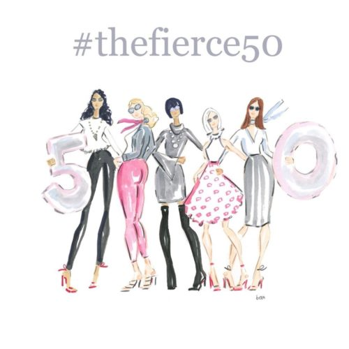 #TheFierce50