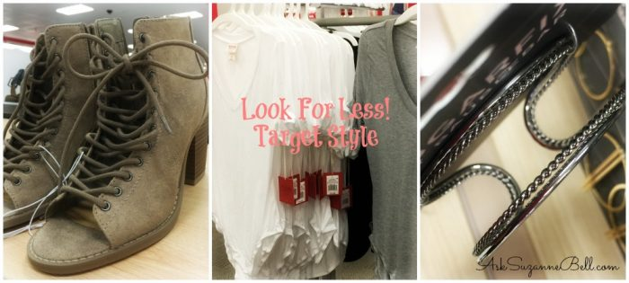 Look For Less! Target Spring Shoe Preview and Bauble Bar