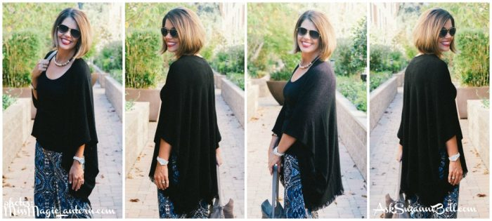 Spring Toppers – 20 Ways to Wear a Kimono or Maxi Cardigan