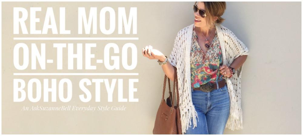 Real Mom Style – Everyday Boho Chic