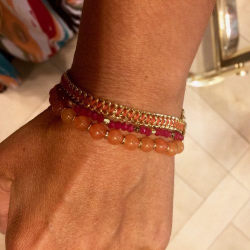 Henri Bendel Arm Stack Bracelets
