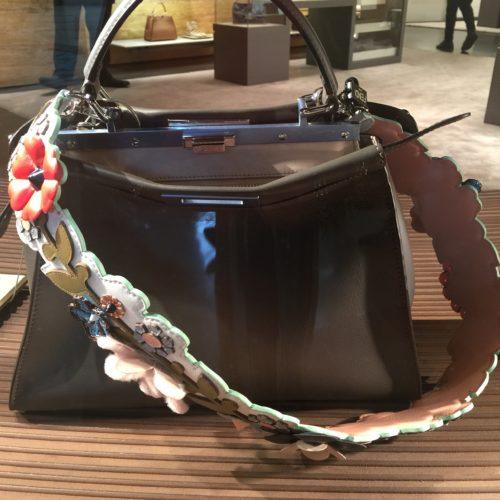 Fendi Bag Strap