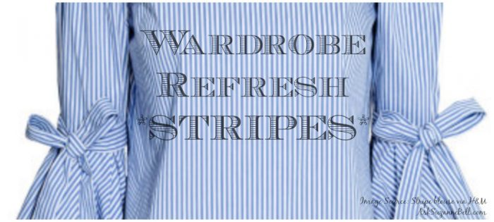How Real Women Wear The Stripe Top Trend