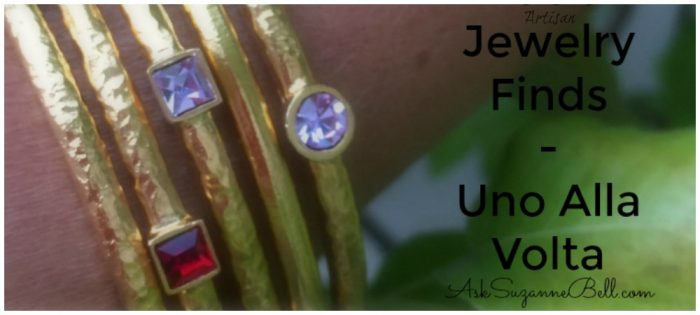 Unique Artisan Jewelry – Uno Alla Volta