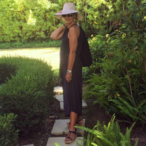 Jumpsuit Style Over 40