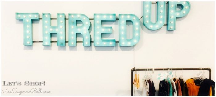 A New Way to Thrift – A Road Trip to the ThredUp Boutique