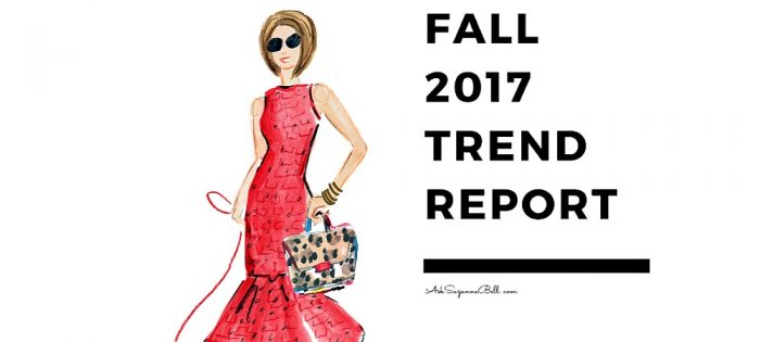 Style Over 40 – The AskSuzanneBell 2017 Fall Trend Report is Here!